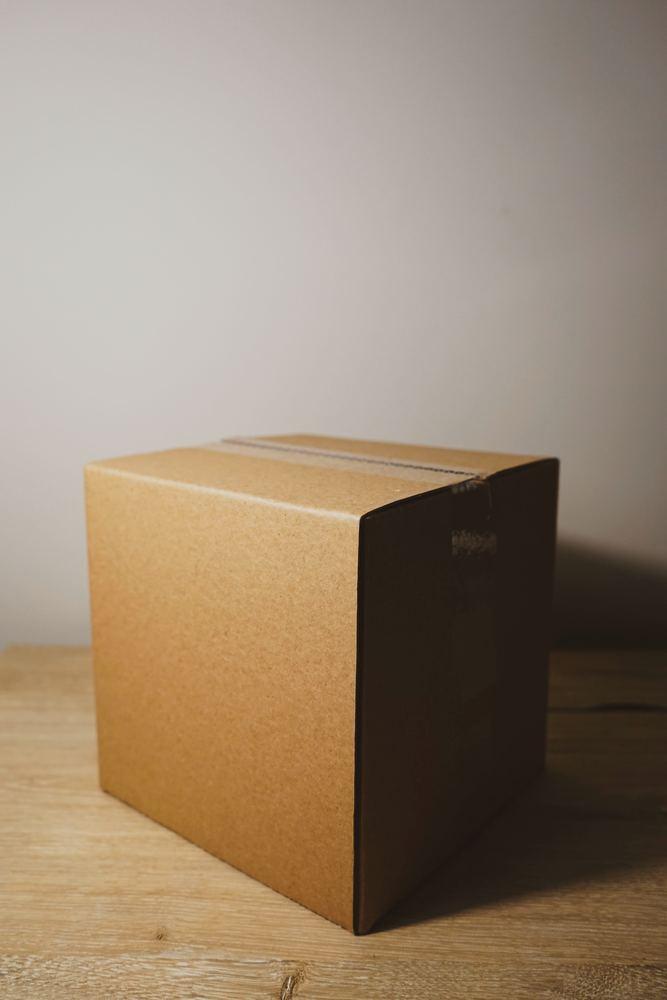 Skicka paket med en smart tjänst
